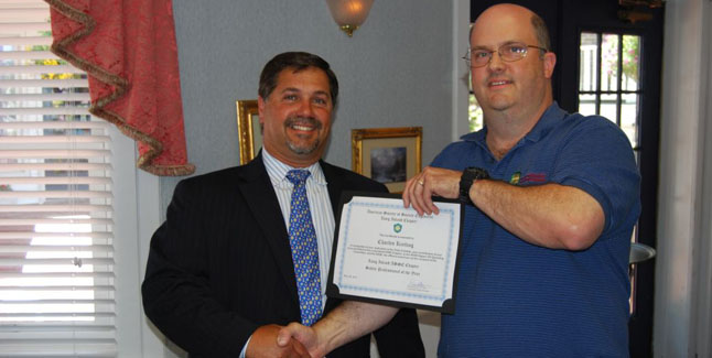 L.I. Chapter of American Society of Safety Engineers Names Charles Keeling Safety Professional of the Year
