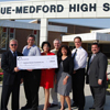 Gershow Recycling Donates $1,000 to Medford Hamlet Foundation