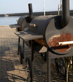 Gershow Recycling Reminds Everyone to Properly Dispose of Barbecue Gas Grills Before They Are Recycled