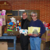Gershow Recycling Supports Lions Club�s Annual Holiday Toy Drive at Brookhaven Memorial Hospital Medical Center