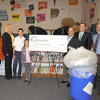 Gershow Recycling Helps William Floyd Elementary School Kick Off Can Tabs for Kids Program