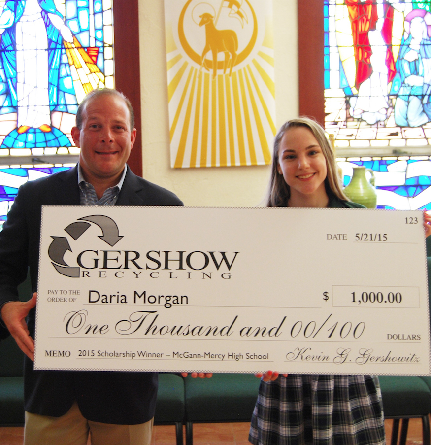 Gershow Scholarships