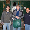 Gershow Recycling Donates Aluminum Scrap to Miller Place Robotics Team