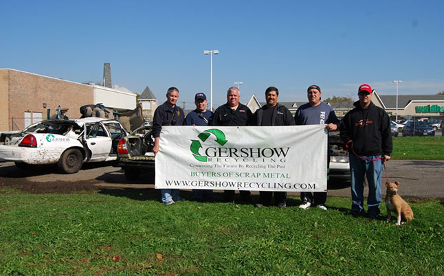 Gershow Recycling Donates 60 Vehicles for 2nd Annual Gone in 6 Hours