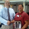 Charles Keeling Recognized for Service as President of L.I. Chapter of American Society of Safety Engineers