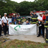 Gershow Recycling Donates Two Vehicles to Lakeland FD for Fire Prevention Open House
