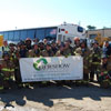 Gershow Recycling Hosts Medford Fire Department at Its Facility for Fire Rescue Training Exercise
