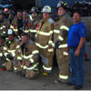 Gershow Recycling Hosts Medford Fire Department at Its Facility for Extrication Exercise
