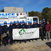 Gershow Recycling Donates Six Vehicles to NYC Police Emergency Service Unit