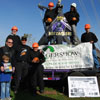 Gershow Recycling Sponsors Winner of Pumpkin Flinging Contest