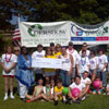 Gershow Recycling Donates $2,500 to American Cancer Society at Sayville Relay for Life