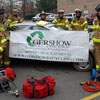 Gershow Recycling Donates Vehicle to Sayville Fire Department for Its Extrication Training Exercise