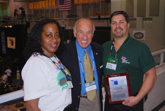Gershow Recycling Honored by SBPLI for Support and Participation in Long Island FIRST Robotics Competition