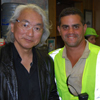 Science Channel's Dr. Michio Kaku at Gershow