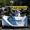 Gershow Recycling Donates Two Vehicles for Extrication Exercise at Setauket Fire Department's Fire Prevention Open House