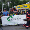Gershow Recycling Donates Vehicle to Setauket FD for Extrication Exercise