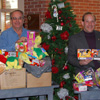 Gershow Recycling Supports Lions Club's Annual Holiday Toy Drive at Brookhaven Memorial Hospital