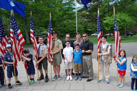 Gershow Recycling Supports 23rd Annual Flag Placement Ceremony at Calverton National Cemetery