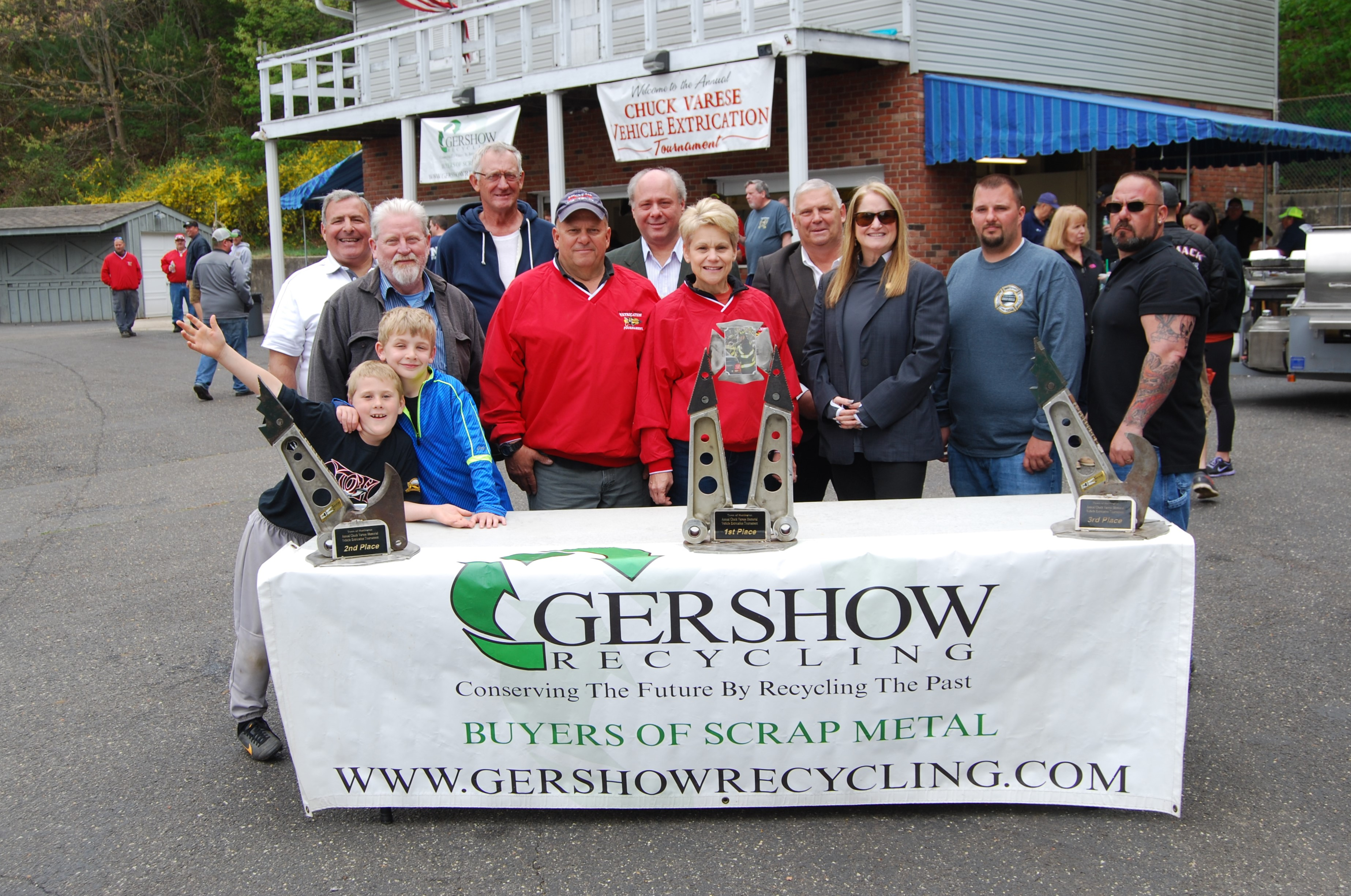 , Gershow Donates Use of 30 Vehicles for 8th Annual Chuck Varese Vehicle Extrication Tournament