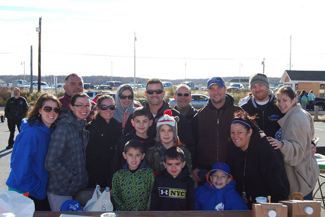 , Gershow Recycling Takes the Polar Plunge in Support of Special Olympics New York
