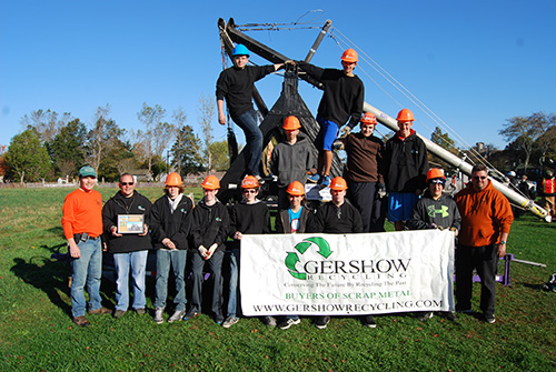 , Gershow Supports Winner of Long Island Championship Pumpkin Fling