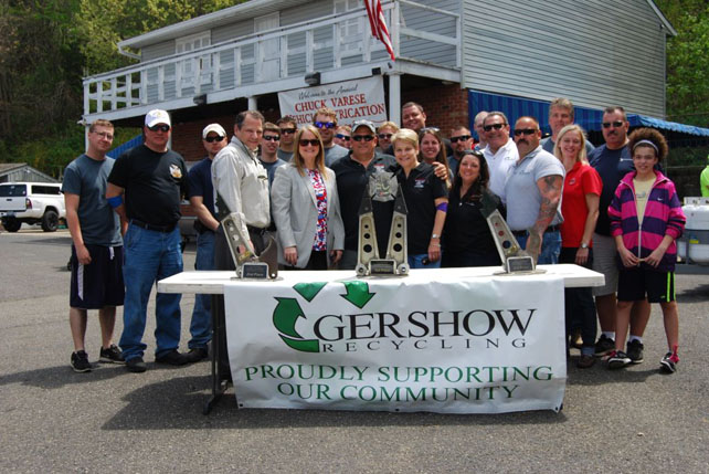 , Gershow Donates Use of 30 Vehicles for 7th Annual Chuck Varese Vehicle Extrication Tournament