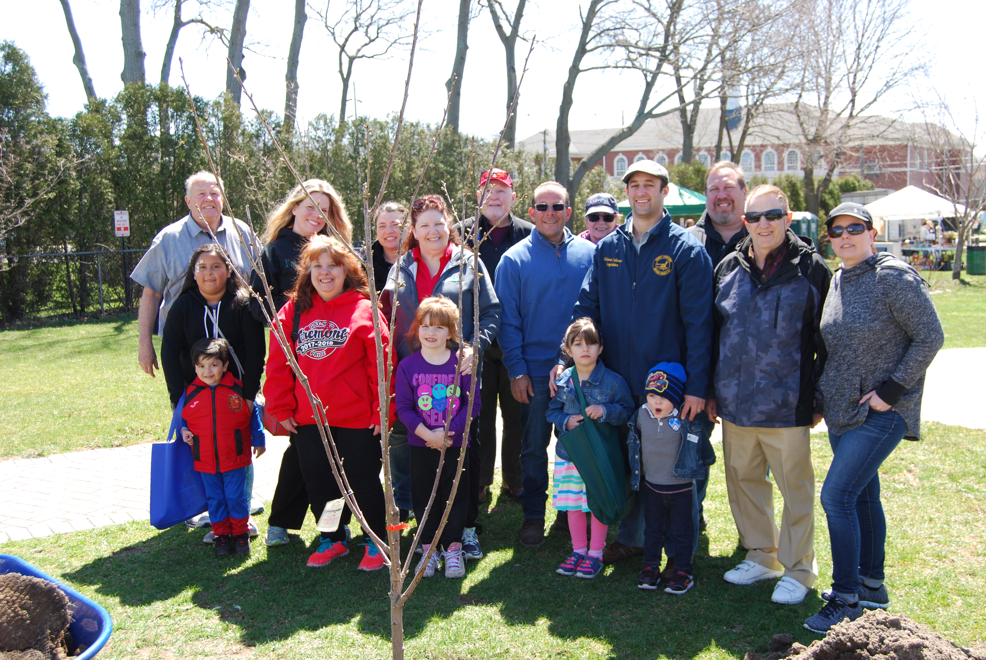 , Gershow Recycling Participates in Medford Earth Day Event