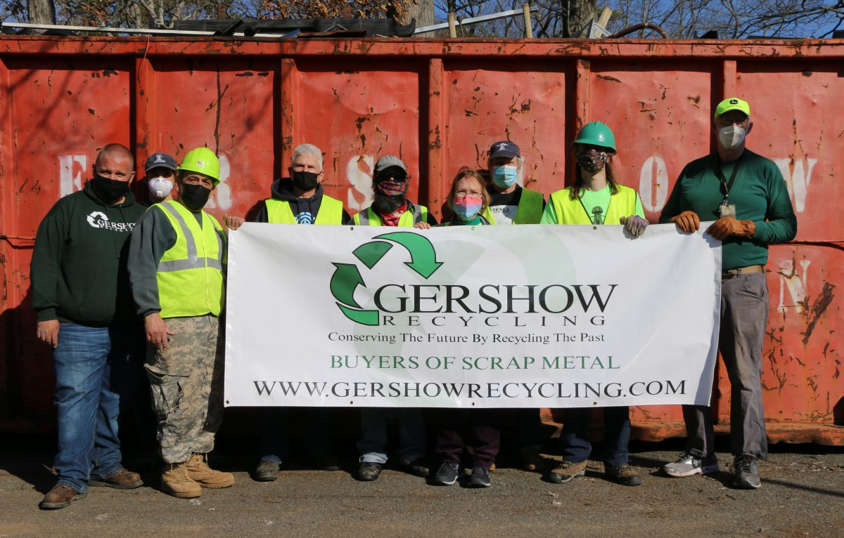 "Gershow Recycling Sponsors ""Metal for Tesla"" Event"